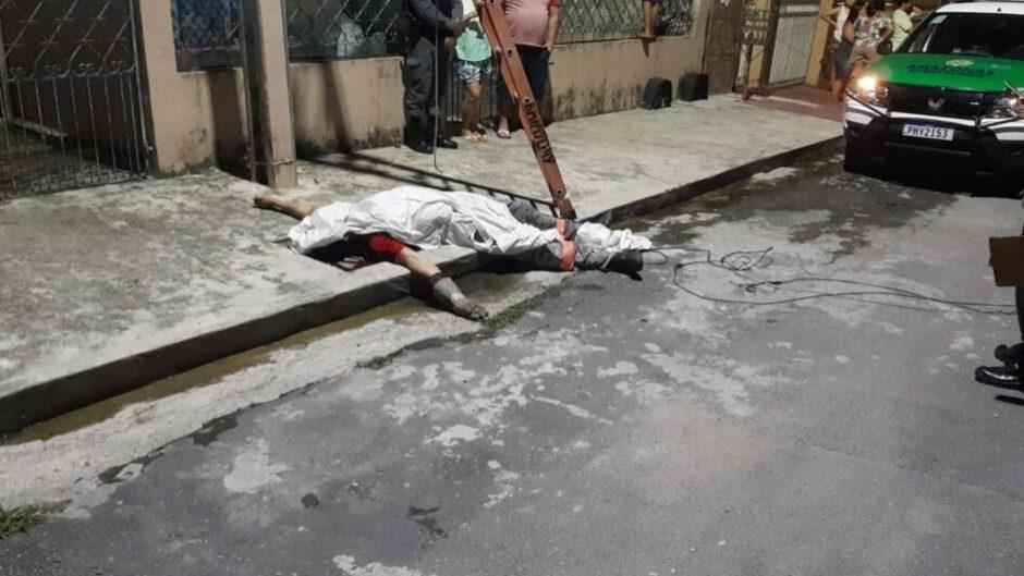 Tragédia: Sogro do humorista Leandro Leite morre após levar descarga elétrica, no bairro Cidade Nova